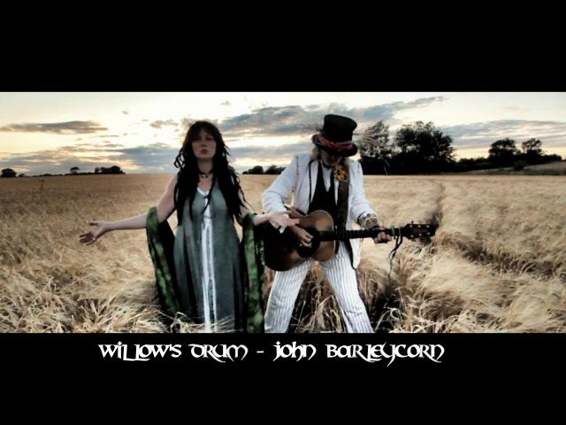 Willow's Drum John Barleycorn