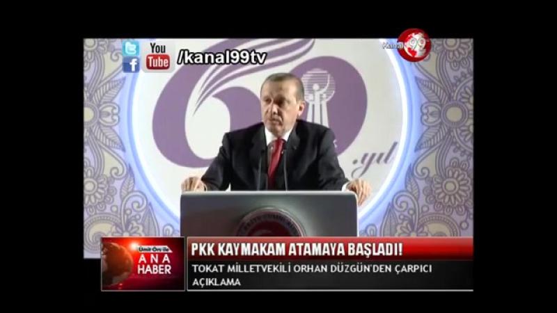 PKK Kaymakam Atamaya Başladı
