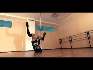 Pole Dance - Julia Shikula - Fit Strip Style - Strong For Art - Ukraine
