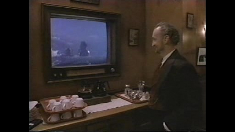 Кафе кошмаров / Nightmare Cafe (1992) 1 серия