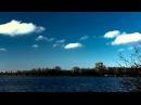 Time laps Комсомольск на Днепре