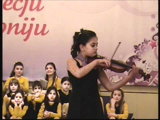 N. Baklanova, Romansa - Kristina Marusic, 9