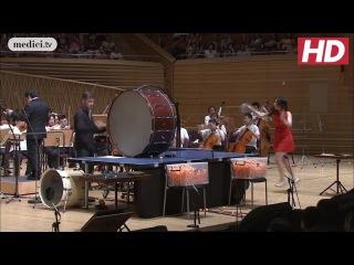 Yi Huang - Andy Akiho's Ping Pong Concerto