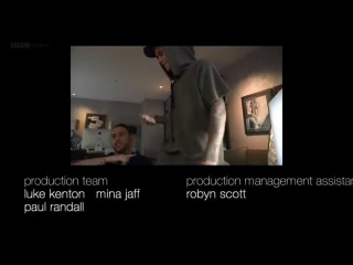 Justin Bieber interrupting / crashing Scooter Braun's interview for BBC Music Moguls: Masters Of Pop
