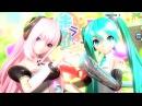 60fps Luka Miku Full風 スキキライ Like Dislike Suki Kirai 巡音ルカ 初音ミク Project DIVA English Romaji