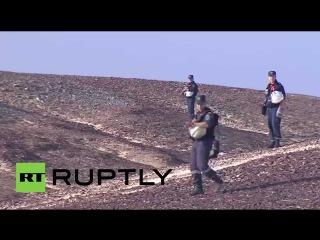 Египет: Российские следователи аварии поиск Синай вещей жертв.