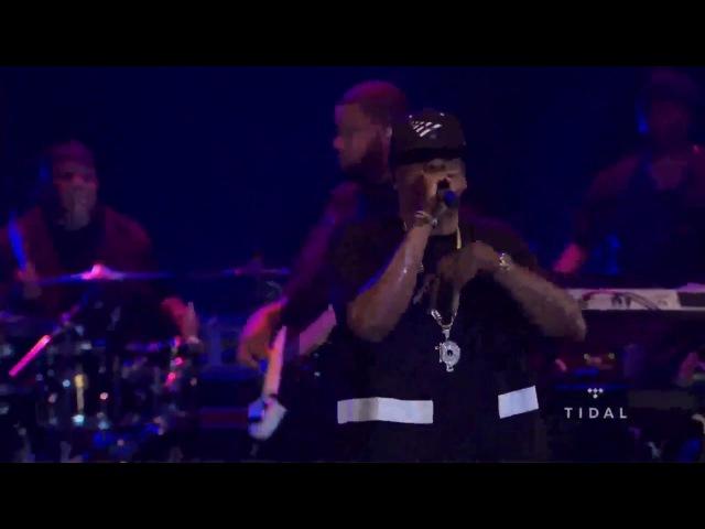 Jay Z - DEvils (Tidal Live)