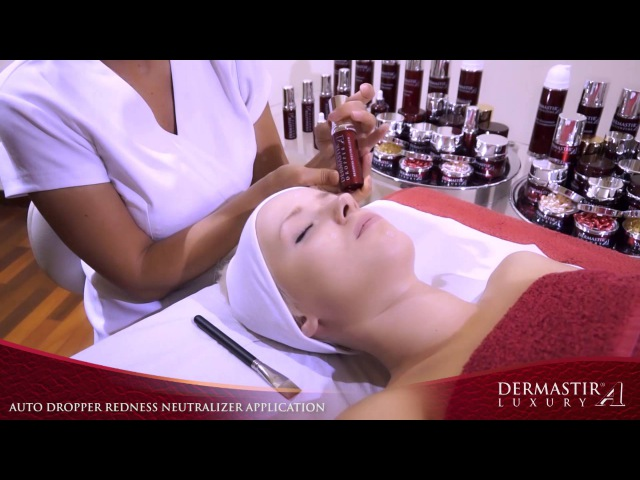 GT008TV Dermastir Auto Dropper Redness Neutralizer Treatment