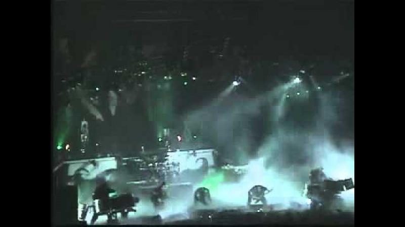 Slipknot Live - 12 - 742617000027 (sic) | Rochester, NY, USA [25.07.2001] Rare