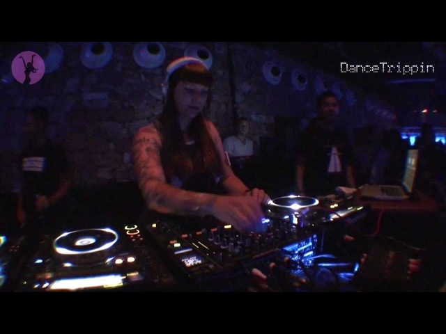 Miss Kittin We Love Space Ibiza DJ Set DanceTrippin