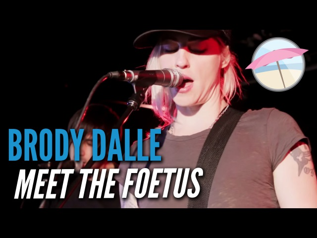 Brody Dalle Meet The Foetus Oh The Joy Live at the Edge