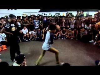 War Latino Master 3 - K.O 1000%- Goku RK (Francia) vs Bruno CMB (Perú)