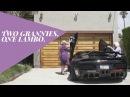 Two Grannies, One Lamborghini   Donut Media