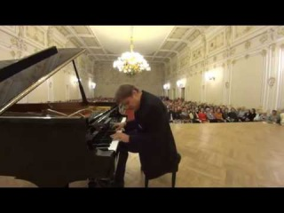 Peter Laul plays Beethoven Sonata No. 5 op. 10 No.1