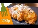 Recettes des Croissants aux amandes - 750g
