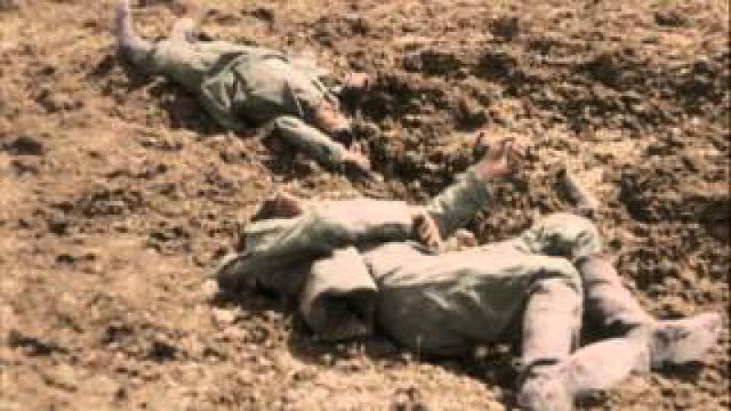 Первая мировая война в цвете.2. Бойня в окопах