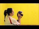 Основы волейбольной подачи Анастасия тренер