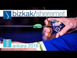 Rok Bizkak v Roman Sheremet – Recurve Junior Men's Bronze Final | Ankara 2016