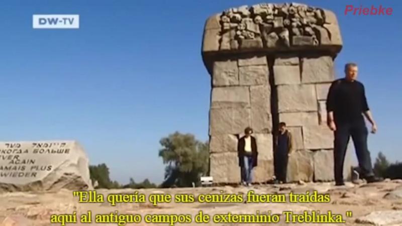 La gran estafa Treblinka Arqueología.