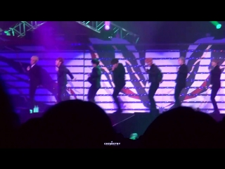 [FANCAM] 160424 BTS - War of Hormone @ Power Of K concert