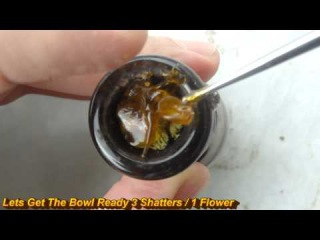 710 / 420 PARADISE - 3 Fat Dabs On OG Kush - Gold Coast Extracts - Shatter BHO Oil