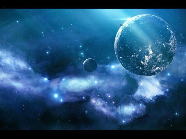 Вангелис Альфа (съемки НАСА) - Vangelis Alpha (Images captured by NASA)