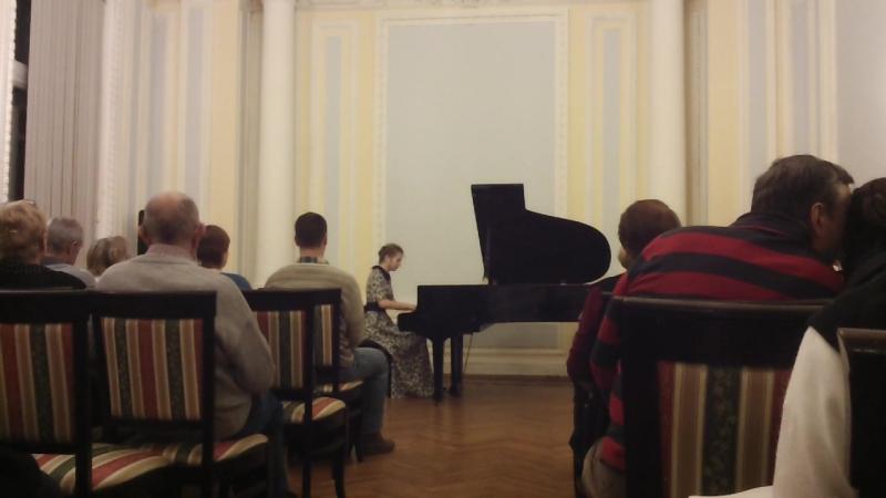 Моцарт В. А. Соната a moll K310 ( 1ч)