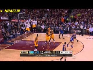 2015 NBA Finals Flashback - Стеф против Тристана Томпсона