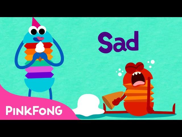 Feelings | Word Power | PINKFONG Songs for Children