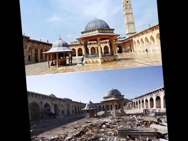 Сирия до войны и после