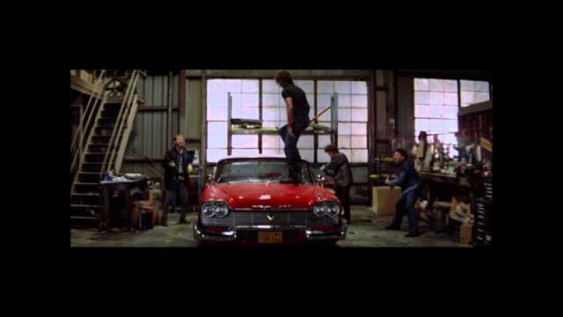 George Thorogood Bad To The Bone Christine