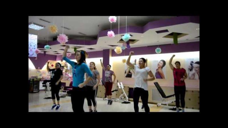 FitCurves в Корабельном - это здорово, весело и просто! (видео Корабелов.Инфо)
