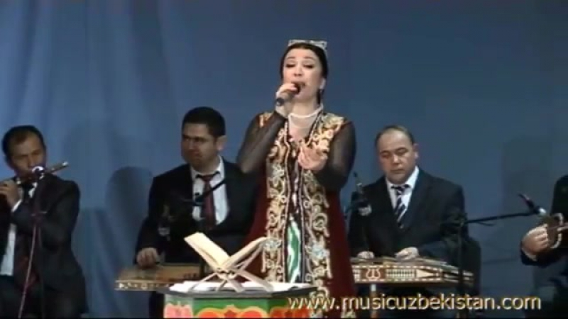 GULZODA KHUDOYNAZAROVA Aylagach