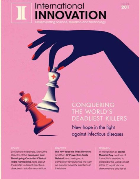 International Innovation Issue 201 2016