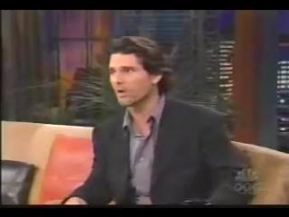 Eric bana impersonates Orlando Bloom