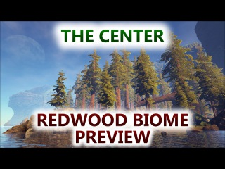 ARK | The Center | Redwood Forest Biome Preview