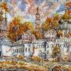 Волшебный мир керамики Елены Антоновой