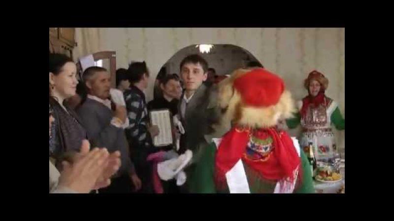 Шокталтыза гармоньдам пералтыза тумырдам Марийская свадьба