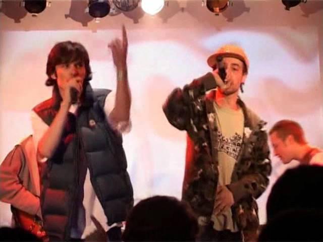 YG Куст IQ JahGun Band live @ Ikra 28 04 2007 Москва