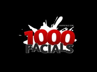 Trisha Parks 1000 Facials!!!
