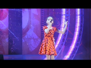 "региональный конкурс ""Арт-Сибирь"" 2015.Гала-концерт. Лусине Дарбинян"