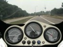 1997 zx9r ninja cockpitcam testdrive cockpit (no music)