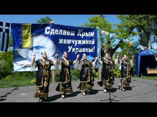 "Gunesh (Azov Greeks - Urums), Donetsk Oblast, Ukraine/Ансамбль ""Гунеш"" (надазовські уруми ) - 2012"