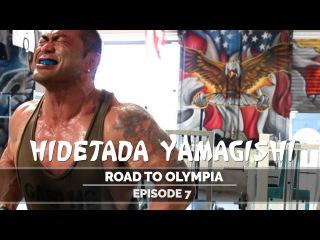 Hidetada Yamagishi - Road To Olympia 2016 - Episode 7