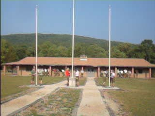 Boy Scout camp when I was yonger 2005