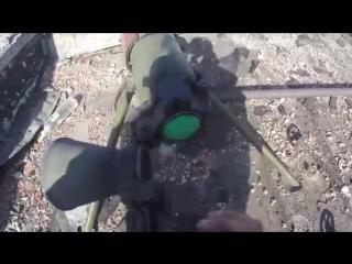 Вам тоже говорят что война на Украине закончилась ВОТ РЕАЛЬНОСТЬ !!! Отряд Моторолы в бою. 18+