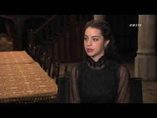 Интервью Аделаиды