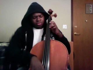 Charlie Parker - Confirmation (Melody) on Cello