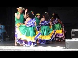 Cumbion Colombia Viva Carnival 2012