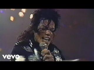 Michael Jackson - Wanna Be Startin' Somethin' (Live At Wembley July 16, 1988 (Stereo))